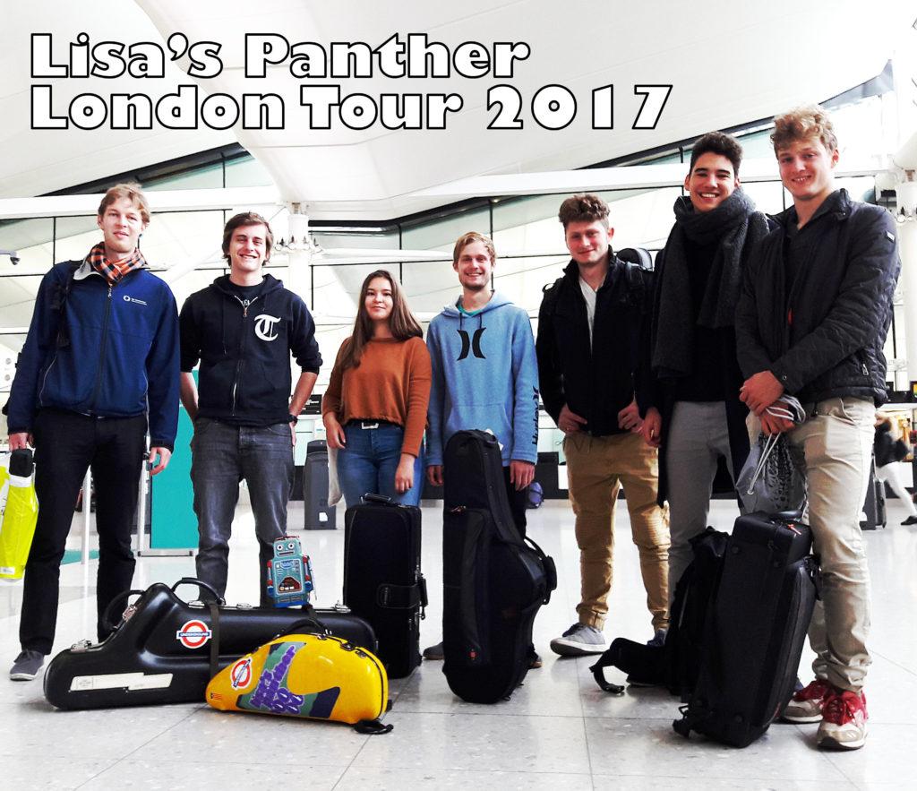 2017 Lisa's London Tour